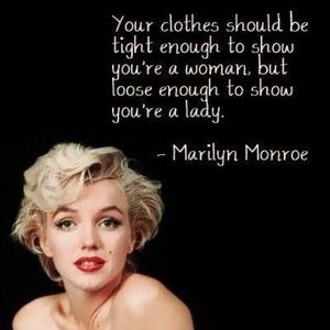 Other - You're such a lady...